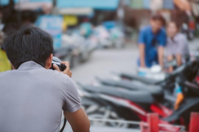 調査知識 タイでの車両尾行について