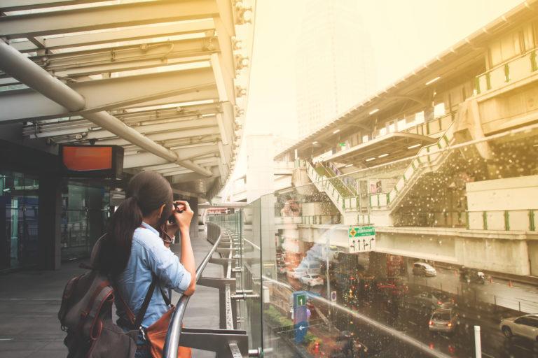 タイでの日本人街「シーロム通り」「スクンビット通り」